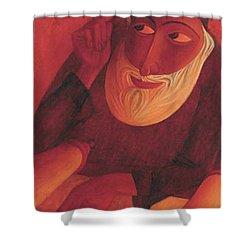 The Talmudist Shower Curtain