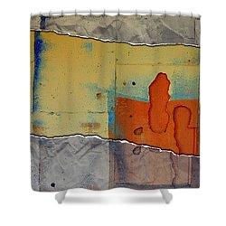 The Tear Shower Curtain by Marcia Lee Jones