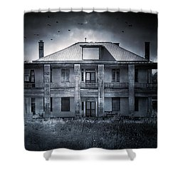 Tcm #9  Shower Curtain by Trish Mistric