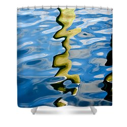 The Transformative Power Of Water Shower Curtain