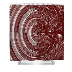 The Two Sides Of Myeloma Shower Curtain
