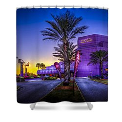 The Van Wezel Shower Curtain by Marvin Spates
