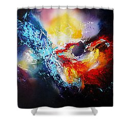 The Vortex Shower Curtain