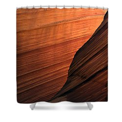 'the Wave' North Coyote Buttes 47 Shower Curtain