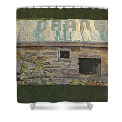 The Well House  Shower Curtain by Jenny Williams
