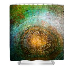 The Well Of Longing Shower Curtain