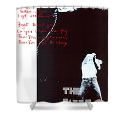 The Who Shower Curtain