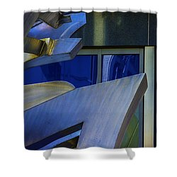 The Wind Shower Curtain