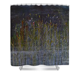 The Witch Forest Shower Curtain