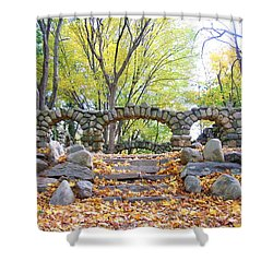 Theatre Reception Area Shower Curtain
