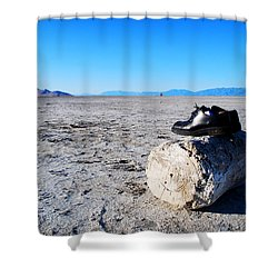 #everythingisforgotten Shower Curtain