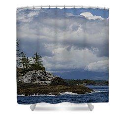 There Is So Much - West Coast Series By Jordan Blackstone Shower Curtain by Jordan Blackstone