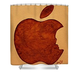 Think Different Steve Jobs 3 Shower Curtain