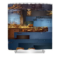 This Is Lake Powell Shower Curtain