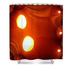 Those Starry Dreams Of Home Shower Curtain by Jeff Swan