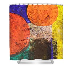 Thought Enhancements Shower Curtain