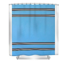 Thought Shower Curtain by Thomas Gronowski
