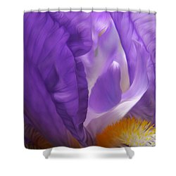 Thumbelina Dreaming Shower Curtain