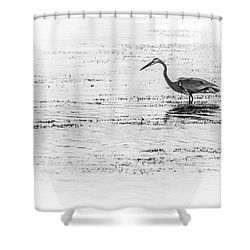 Time For Fast Food Shower Curtain by Marvin Spates