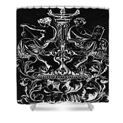 Time Iv Love II Shower Curtain