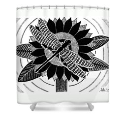 Time To Shine Shower Curtain