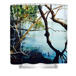 Timeless Forest Shower Curtain