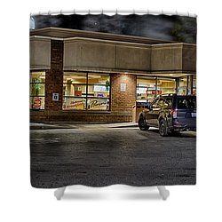 Timmy's At Night Shower Curtain