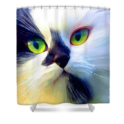 Tinker Shower Curtain