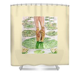 To Dance Shower Curtain