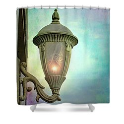 To Light Your Way Shower Curtain