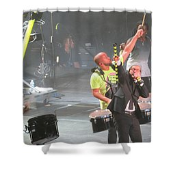 Toby Mac Headline Winterjam Shower Curtain