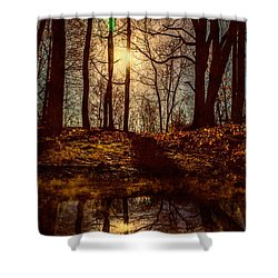 Today Shower Curtain by Bob Orsillo