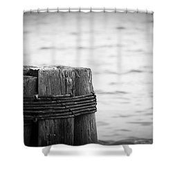 Together Shower Curtain by Toni Hopper