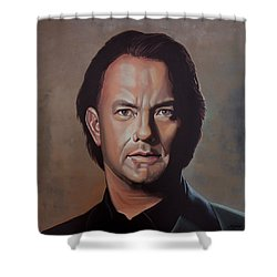 Tom Hanks Shower Curtain