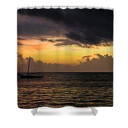 Tomorrow Will Come Shower Curtain