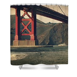 Tomorrow Will Still Be The Same Shower Curtain by Laurie Search
