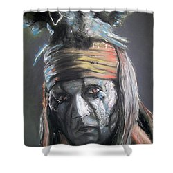 Tonto Shower Curtain