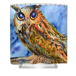 Too Cute Shower Curtain by Beverley Harper Tinsley