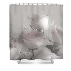Top Of My Bouquet Shower Curtain