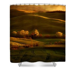 Toskany Impression Shower Curtain