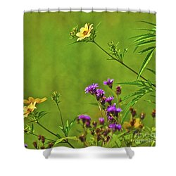 Totally Wild Shower Curtain