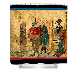 Totsuka  Shower Curtain