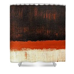 Town Shower Curtain by Sue McElligott