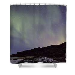 Traces Of Dreams Shower Curtain by Evelina Kremsdorf
