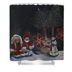 Traditions Shower Curtain