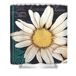 Tranquil Daisy 2 Shower Curtain