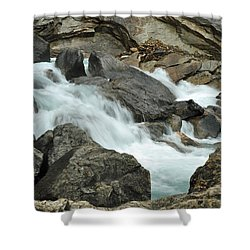 Shower Curtain featuring the photograph Tranquility by Lisa Phillips