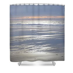 Tranquility Shower Curtain by Richard Brookes