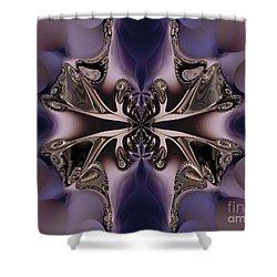 Transformation  Shower Curtain by Elizabeth McTaggart