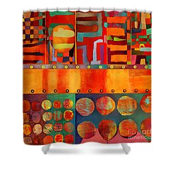 Transit Of Venus Shower Curtain